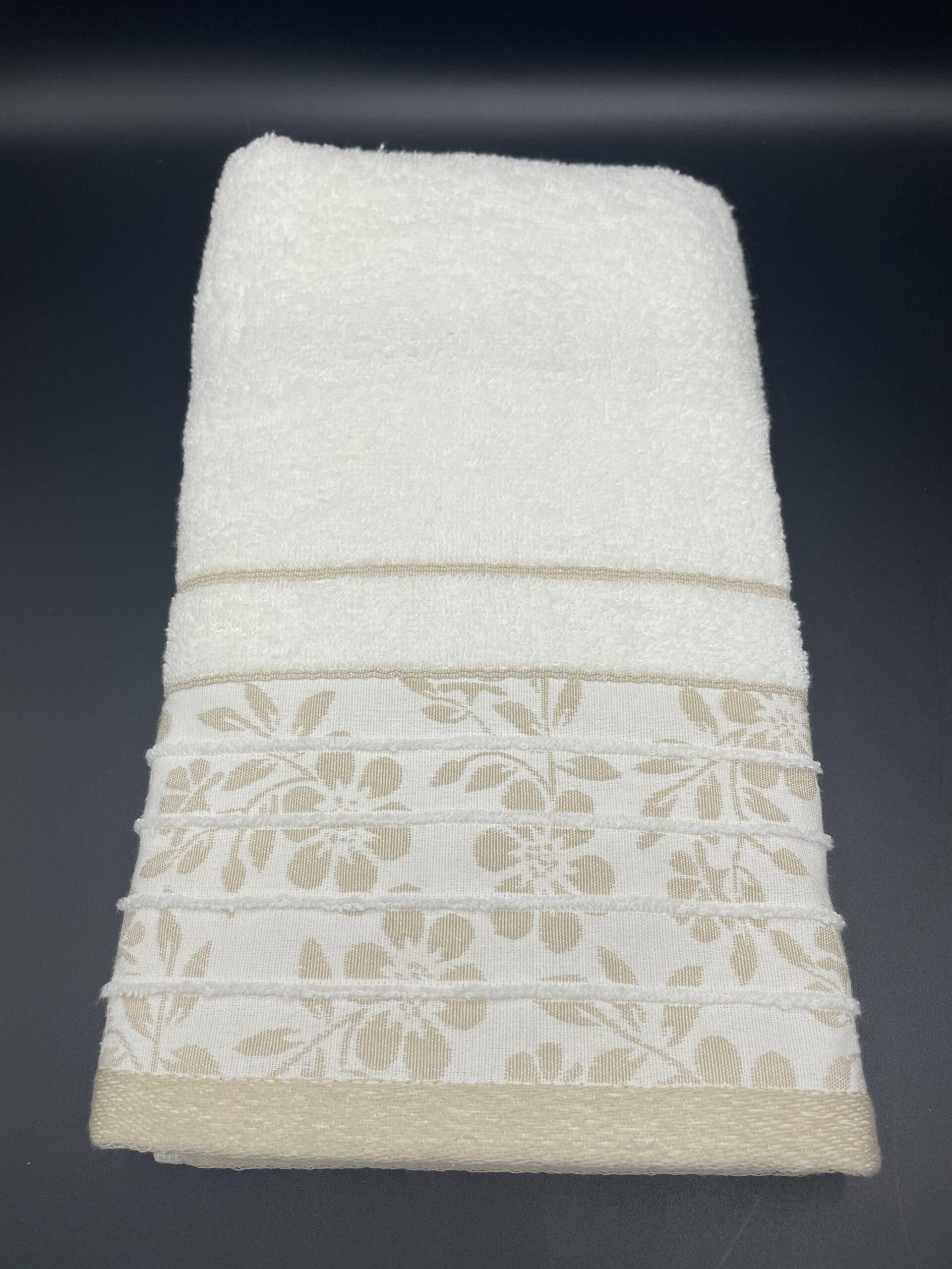 Asciugamani passion beige