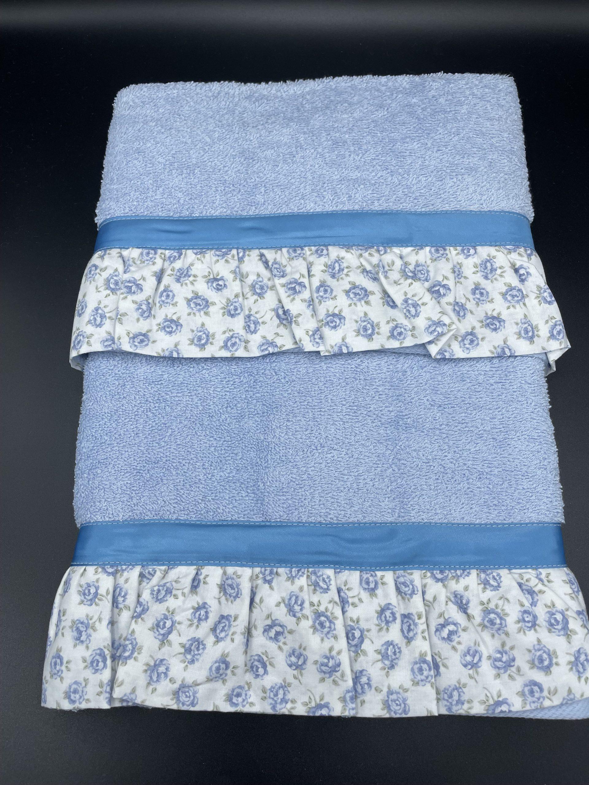 Asciugamani carezze cielo
